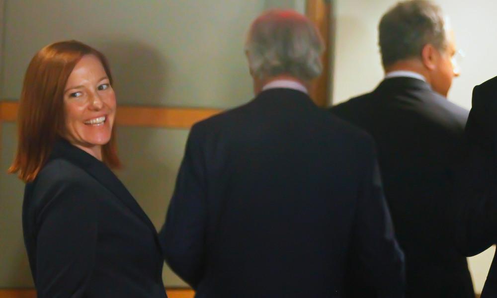 Biden präsentiert rein weibliches Kommunikationsteam: Jen Psaki wird Regierungssprecherin