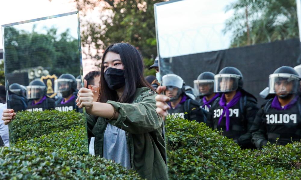 Kritik an Monarchie nicht mehr tabu – erneut Pro-Demokratie-Proteste in Bangkok