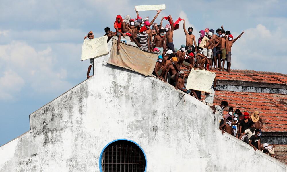 Acht Tote und über 60 Verletzte bei Gefängnisrevolte in Sri Lanka