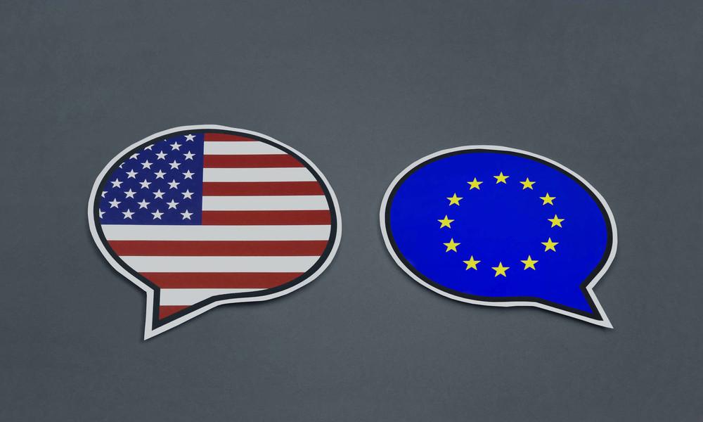"""EU will Verhältnis zu den USA """"wiederbeleben"""""""