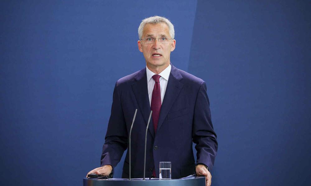 Stoltenberg zu US-Teilabzug aus Afghanistan, Russlands Militär und Einladung Joe Bidens nach Brüssel