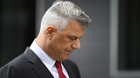 Wegen Kriegsverbrecheranklage: Kosovos Präsident tritt zurück