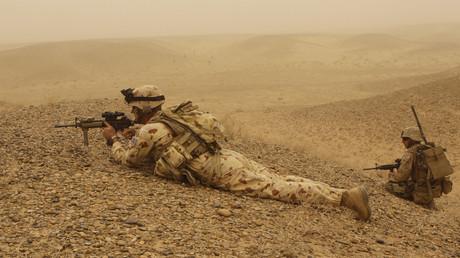 Australien prüft Kriegsverbrechen-Vorwürfe gegen Elitesoldaten in Afghanistan (Archivbild)