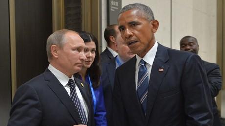Barack Obamas Memoiren: Wladimir Putin hat