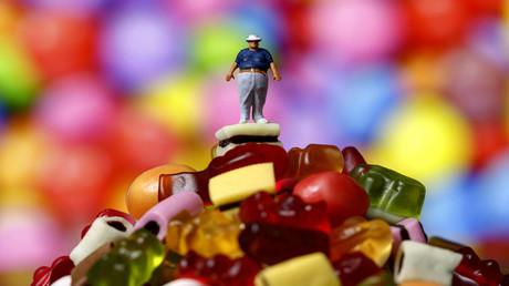 WHO fordert zum Weltdiabetestag mehr Programme gegen Fettleibigkeit (Symbolbild)