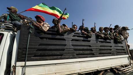 Äthiopische Regierung kündigt Schlussoffensive in Region Tigray an. (Archivbild)