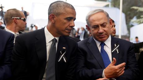 Barack Obama berichtet in seinen Memoiren über Netanjahus Druck auf seine Regierung