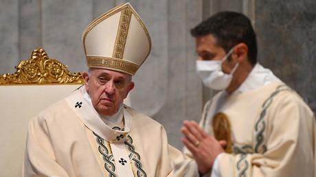 China kritisiert Äußerung des Papstes über Lage der muslimischen Uiguren