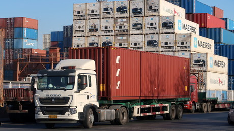 Trotz Pandemie: Handelsumsatz zwischen Russland und China übersteigt 100 Milliarden US-Dollar