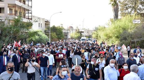 EU-Parlament fordert Abzug türkischer Truppen aus Zypern und Rückgängigmachung der Öffnung Varoshas