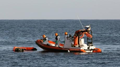 Bundespolizei bei umstrittenen Einsatz gegen Migranten in der Ägäis beteiligt