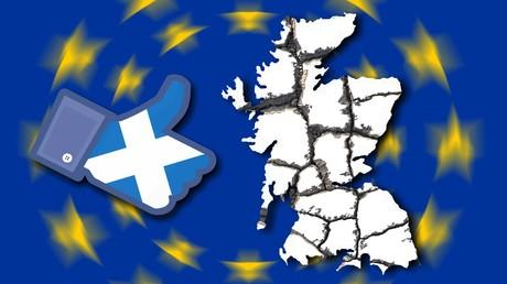 Schottlands Regierungschefin: Schottland wird als unabhängige Nation Teil der EU sein