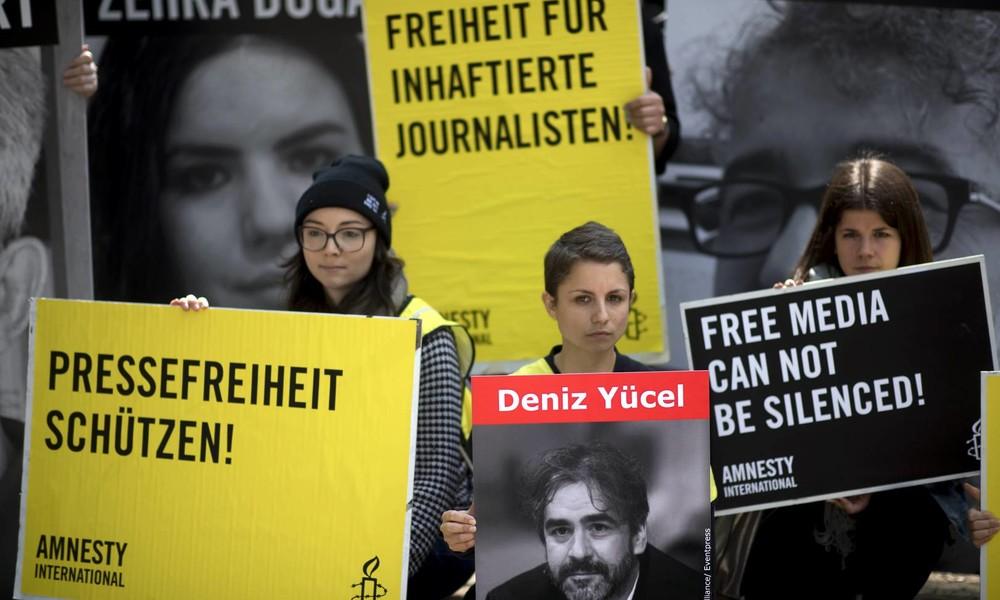 Offener Brief an Amnesty International Deutschland zum halbherzigen Einsatz für Julian Assange