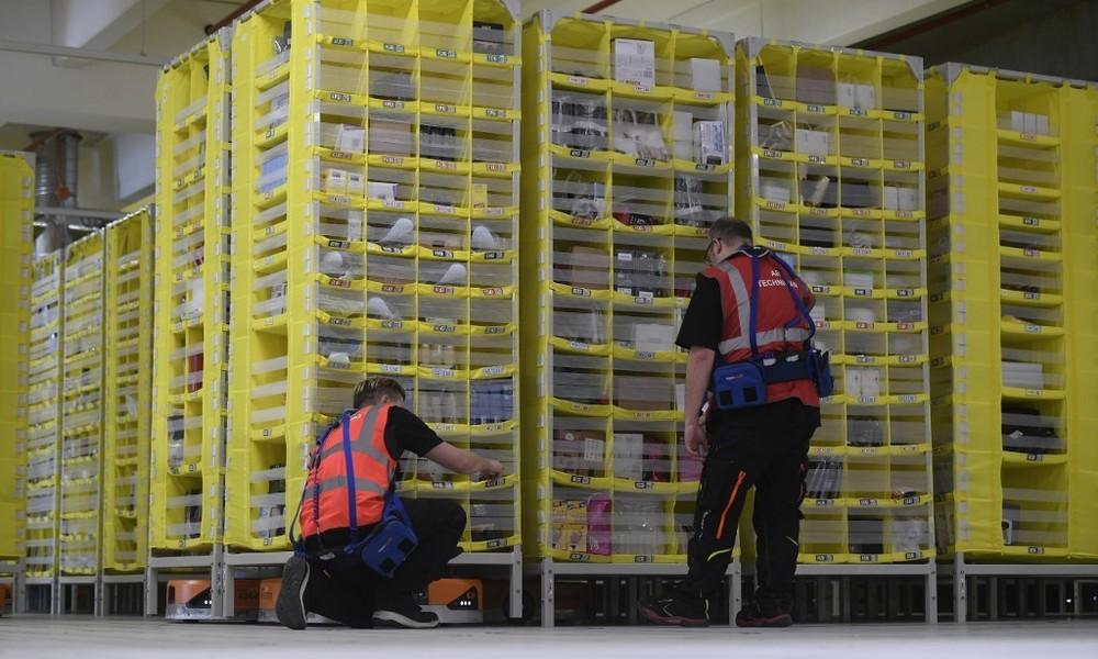 Niedersächsische Datenschutz-Landesbeauftragte geht gegen Überwachung von Amazon-Mitarbeitern vor