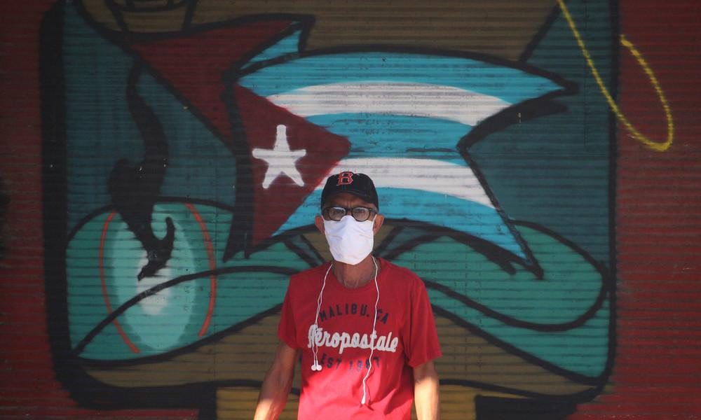 Kubanisches Gesundheitsministerium: Kuba hat die Pandemie unter Kontrolle