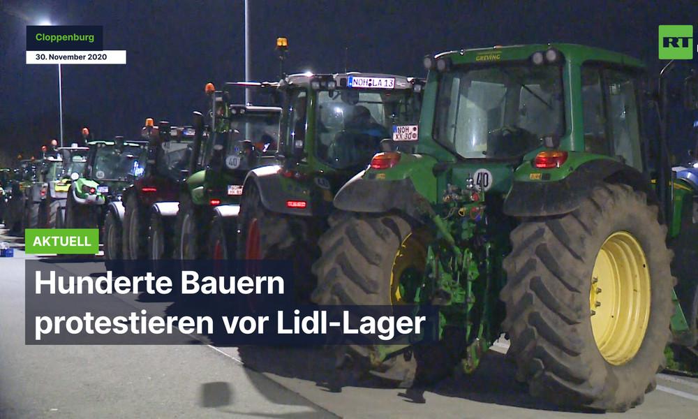 Bauernproteste breiten sich bundesweit aus
