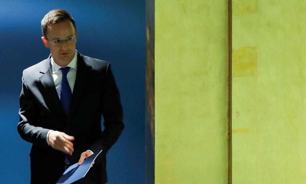 Durchsuchungen bei Minderheitsvertretern im Westen der Ukraine: Botschafterin in Ungarn einbestellt