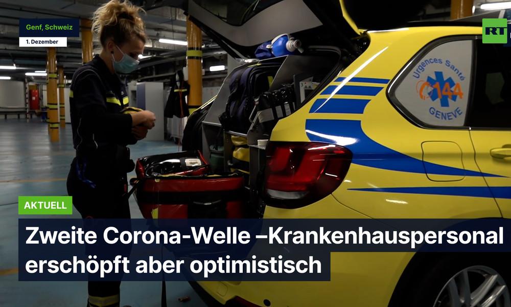 """""""Wenige COVID-Einsätze"""" – Krankenhauspersonal erschöpft während Corona-Krise"""