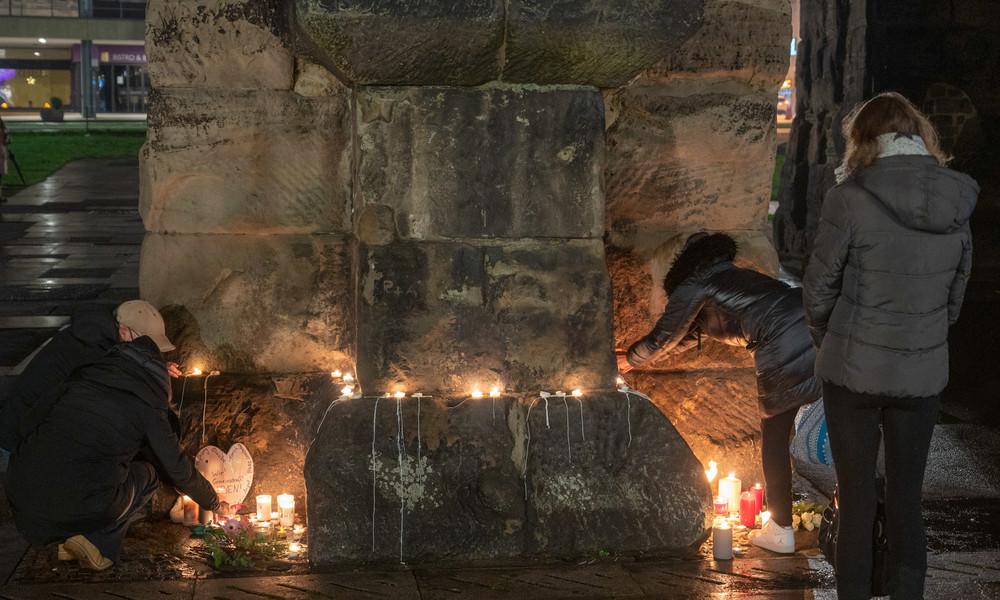 LIVE aus Trier: Mahnwache für die Opfer der Amokfahrt