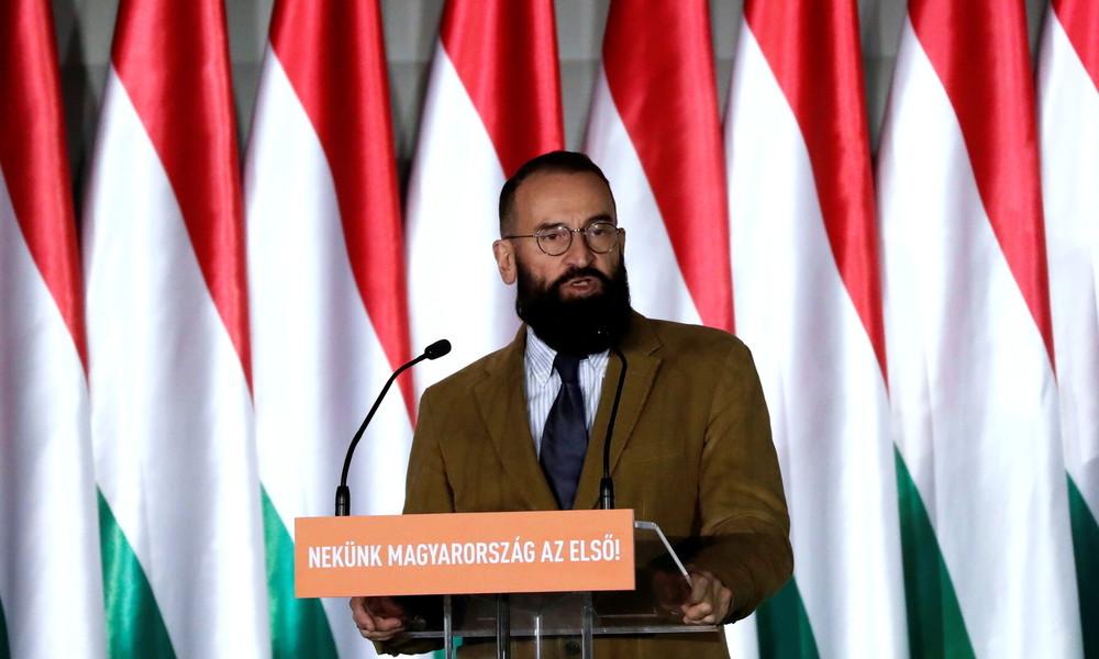 Skandal im Brüsseler Lockdown: Ungarischer EU-Politiker bei illegaler Sex-Party ertappt