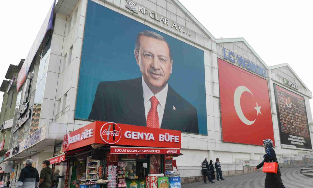 Vorwurf der Beleidigung Erdoğans und der Türken: Deutscher Arzt in der Türkei festgenommen