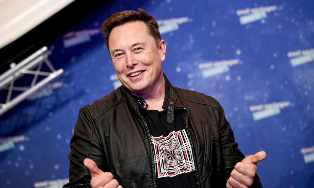 "Elon Musk erhält ""Axel Springer Award"" –  Jens Spahn hält Laudatio"