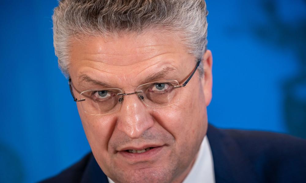 LIVE: Pressekonferenz des RKI zur Corona-Lage in Deutschland