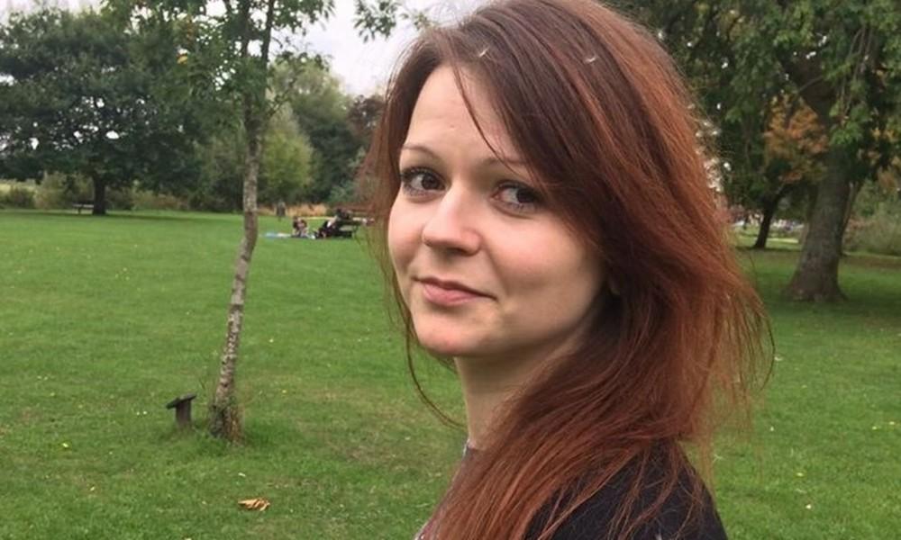 """Lebenszeichen von mutmaßlichem Nowitschok-Opfer Julia Skripal: """"Mir und meinem Vater geht es gut"""""""