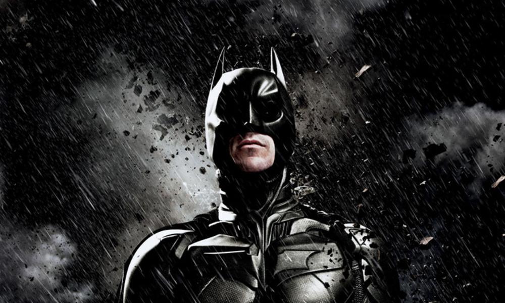 Amokläufer: Bin Batman-Bösewicht, drehe Film und brauche einen Hubschrauber