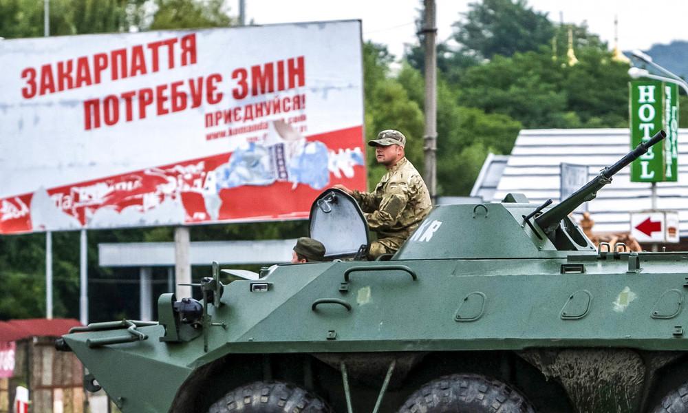 Diplomatischer Konflikt geht weiter: Ungarn bittet OSZE um Ermittlung in der Westukraine