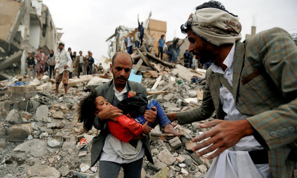 Traurige UNO-Bilanz aus Krieg im Jemen: Fast eine Viertelmillion Todesopfer und es wird schlimmer