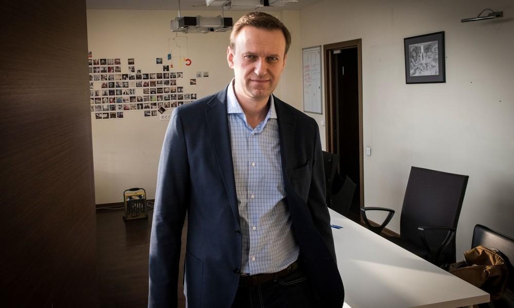 Nawalnys Schwiegervater ein Geheimdienstler? US-Sender entlässt Journalisten nach Falschbehauptung