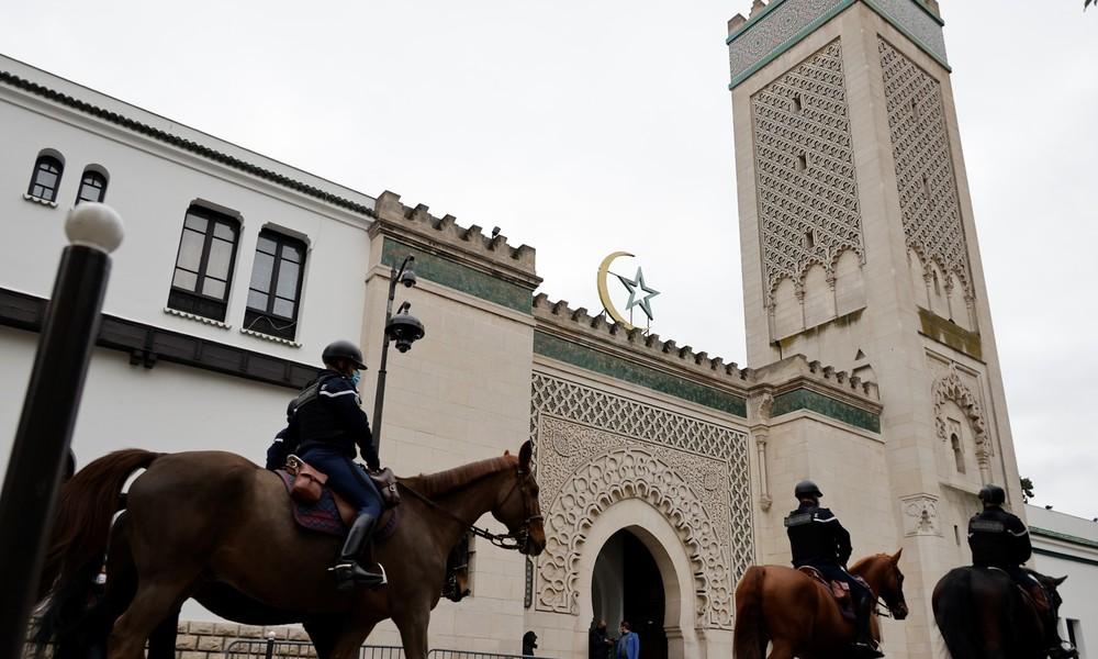 Wegen Extremismusverdachts – fast 80 Moscheen in Frankreich von Schließung bedroht