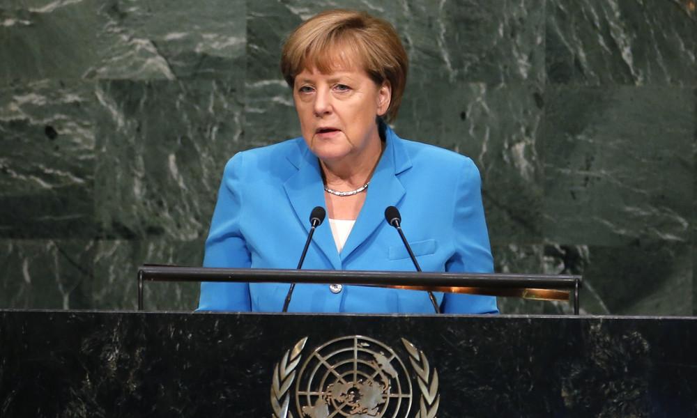 LIVE: 31. Sondertagung der UNO-Generalversammlung zur Corona-Pandemie | Rede von Merkel erwartet