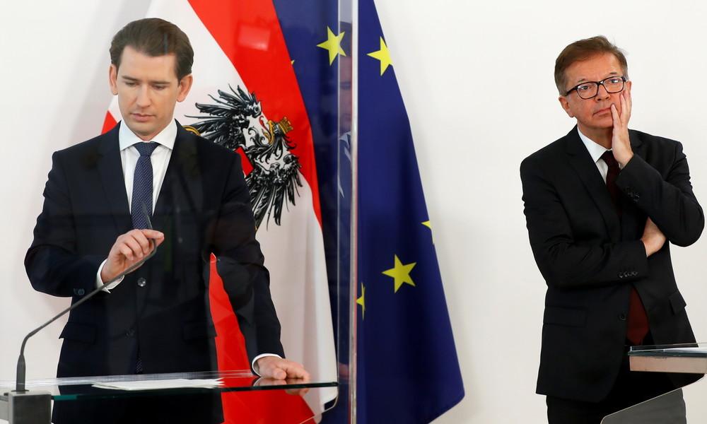 """Virus von Westbalkan-Rückkehrern """"hereingeschleppt"""": Debatte in Österreich über Aussagen von Kurz"""