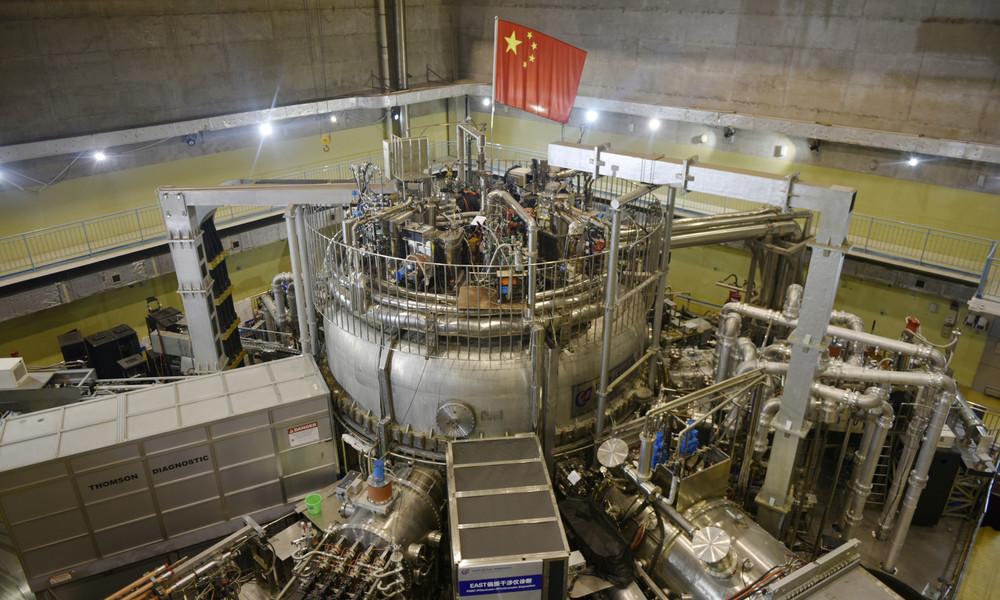 """China aktiviert nuklearbetriebene """"künstliche Sonne"""" – zehnmal heißer als die echte"""