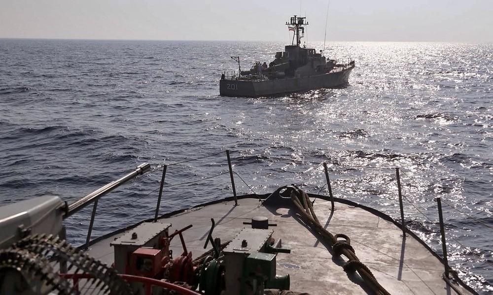 """US-Vizeadmiral: USA und Iran haben einen Zustand der """"unangenehmen Abschreckung"""" erreicht"""