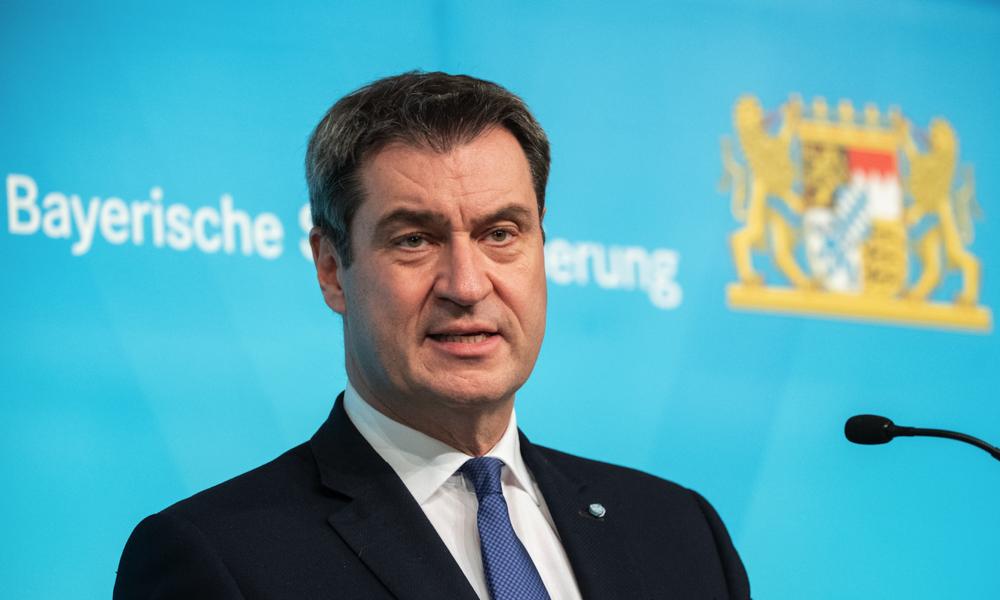 Bayern wird wieder Katastrophenfall ausrufen und streicht Lockerungen über Silvester
