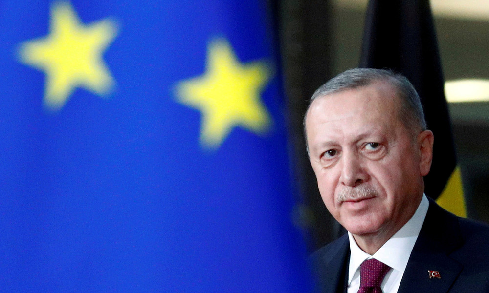 Außenminister-Treffen in Brüssel: Verhängt die EU neue Sanktionen gegen die Türkei?