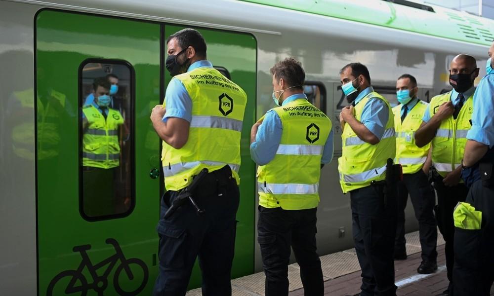 """Polizei und Deutsche Bahn starten bundesweite """"Offensive"""" gegen """"Maskenmuffel"""" im ÖPNV"""