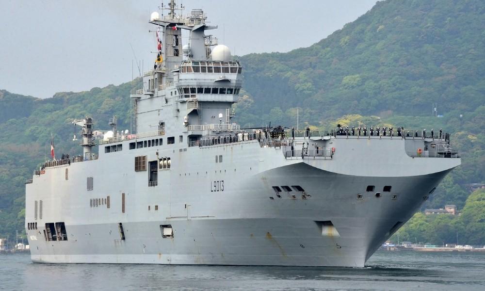 """""""Botschaft an China"""" – Japan plant erstes Manöver mit Frankreich und USA"""
