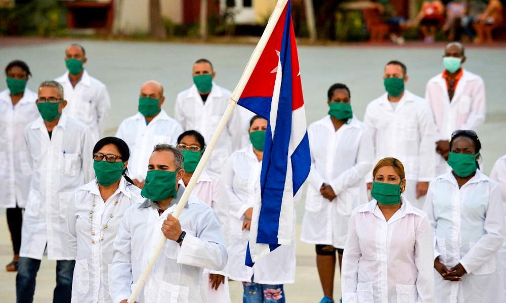 USA: Sacramento fordert Zusammenarbeit mit Kuba in Corona-Krise
