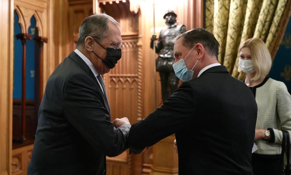 Russlands Außenminister empfängt AfD-Delegation: Deutsch-russische Beziehungen brauchen Neustart