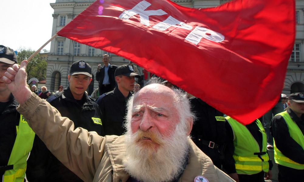 Polnische Regierung beantragt Verbot der Kommunistischen Partei