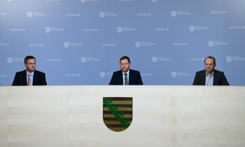 Sachsen: Harter Lockdown ab Montag