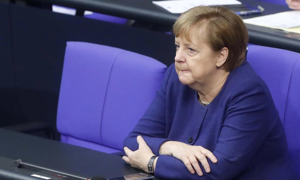 LIVE: 198. Sitzung des Bundestages - Kanzlerin Merkel hält Rede in der Haushaltsdebatte