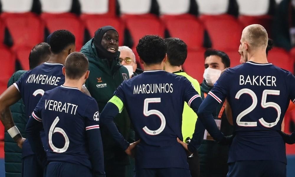 """""""Negro"""" – Schiri soll Co-Trainer von Istanbul-Club während Champions League-Partie beleidigt haben"""