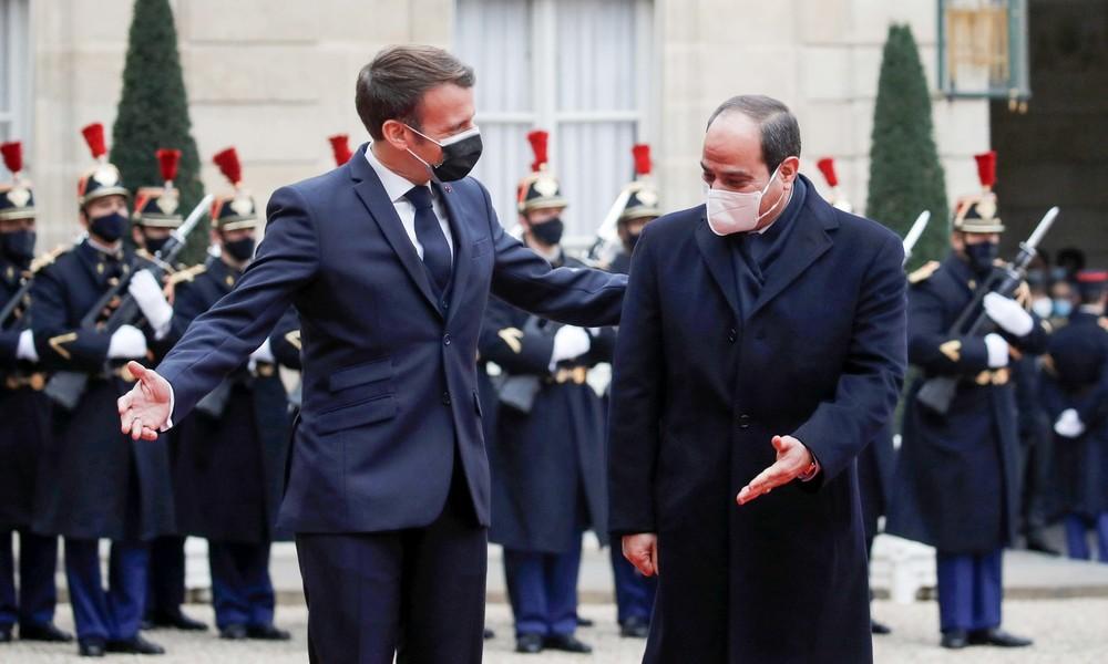 Französische Doppelstandards: Macron setzt auf Dialog mit Ägypten