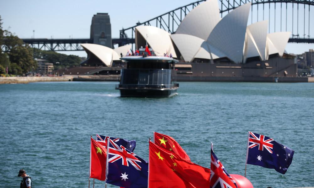 Australischer Politiker: Wirtschaftliche Abkopplung von China ist Akt der nationalen Selbstsabotage