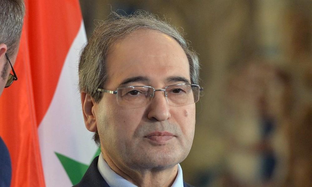"""Neuer Außenminister Syriens besucht Iran – Rohani gelobt Beistand """"bis zum endgültigen Sieg"""""""